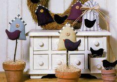 Тильда птицы с домиком