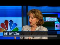 WCNC: Kay lays out stark #NCSEN contrast - YouTube