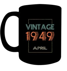 Legends Born In April, Birthday Cup, 6 Year Old, Coffee Gifts, Coffee Humor, Cool T Shirts, Coffee Cups, Mugs, Prints