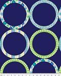 Ecco 6344-55B Navy Ring by Greta Lynn for Kanvas
