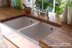 Double Butler Sink | Shaws of Darwen