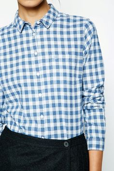 SHEERING CLASSIC FIT CHECK SHIRT | JackWills EU