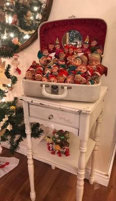 Santa Paws Globe Bauble Christmas Tree Decoration Rottweiler Dog Xmas Gift