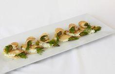 Mini blinis με σπαράγγια Sushi, Ethnic Recipes, Food, Kitchens, Essen, Meals, Yemek, Eten, Sushi Rolls