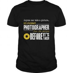 Photography Passionate Photographer T-Shirts & Hoodies