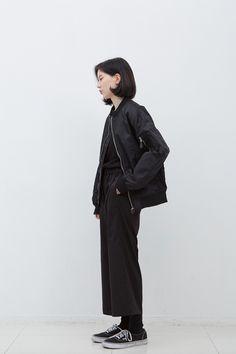 #fashion #womenswear #mode #black