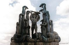 Learn the fascinating history of Greek Mythology before you visit!