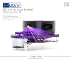 Shop RPLIDAR - 360 degree Laser Scanner Development Kit at Seeed Studio, offering wide selection of electronic modules for makers to DIY projects. Full Tutorials and Projects. Beaglebone Black, Hobby Electronics, Arduino Projects, Kit, 3d Printing, This Or That Questions, Robot, Raspberry, Phones