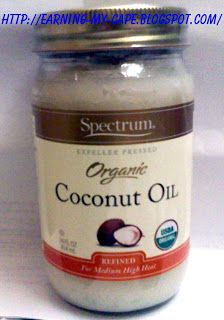 Earning-My-Cape: Coconut Oil... How Do I Love Thee....