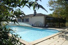 Vakantiehuis in Fontanes-du-Causse (FLQ.137) in Lot-Quercy (Frankrijk) boekt u bij Topic Travel Vakantiehuizen