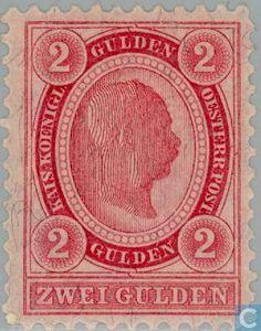 Austria [AUT] - Emperor Franz Josef 1890