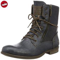 153778e496fa57 Mustang Damen 1157-537 Combat Boots