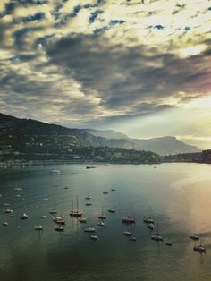 Villefranche sur mer Villefranche Sur Mer, Different Kinds Of Art, Sunset Sea, Sea And Ocean, South Of France, Amazing Nature, Under The Sea, All Art, Places To Go