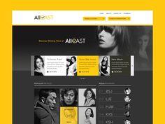 Website : AllCast by Kinda Labs