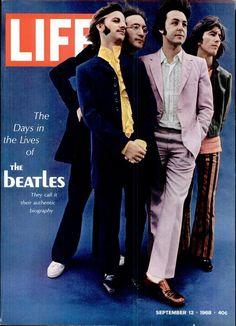 #TheBeatles #beatles #Life #lifemagazine