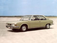OG | Tatra 613 Two-door Coupé | Prototype designed by Vignale dated 1969