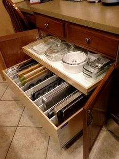 Wood Cabinets For Kitchen - CLICK THE PICTURE for Lots of Kitchen Ideas. #kitchencabinets #kitchenstorage