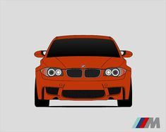BMW 1M This print will look absolutely beautiful in your home, office, or garage and would make the perfect gift for a BMW or car lover! ★ COLOUR CUSTOMIZATION ★ ModernCarArt is proud to offer colour customization on any of our prints. We can customize the colour of the car, 135i, Bmw, Car Sketch, Car Drawings, Supercar, Gift For Lover, Cars And Motorcycles, Garage, Art Deco