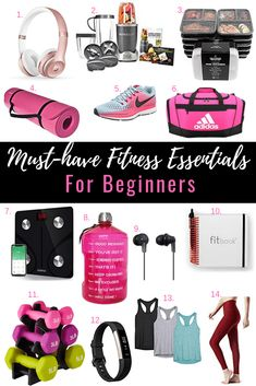 fitness essentials for beginners.Must-have fitness essentials for beginners. Resistance training for women at home - Must-have fitness essentials for beginners. How To Pack The Perfect Gym Bag Good Leggings Are Priceless and Everlasting Planet Fitness Workout, Fitness Gear Home Gym, Mens Fitness, Health Fitness, Gym Gear, Pole Fitness, Fitness Gifts, Fitness Wear, Running Gear