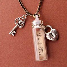 hermoso dije, botella miniatura