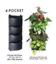Indoor Living Wall Planter new outdoor indoor living wall planters vertical garden pots