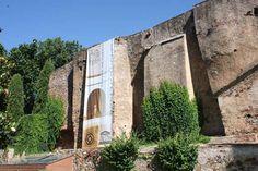 TERMAS DE ALANGE Badajoz: restos romanos en España