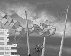 Arte y Arquitectura: dibujos arquitectónicos que evidencian el espacio del Eje Z