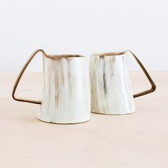 Ankole Horn Cocktail Mugs - Set of 2