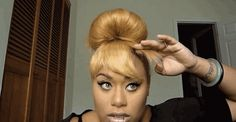 DIY your bangs. | 15 Noncommittal Ways To Change Your Hair