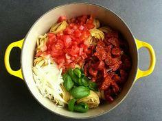 One pot pasta : le plat de pâtes élaboré spécial flemmardes