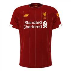 Liverpool FC Premier League season Football Home Soccer Jersey New Liverpool Fc Home, Liverpool Fc Shirt, Liverpool Goalkeeper, Goalkeeper Kits, Liverpool Soccer, Liverpool Fans, Football Kits, Football Jerseys, Football Outfits