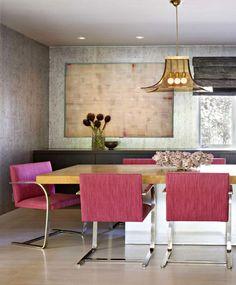 mid-century interiors by jamie bush