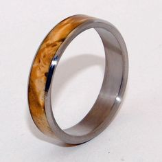 ***  Bloom    Minter + Richter   Titanium Rings - Unique Wedding Rings   Titanium Rings   Minter + Richter