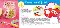 Memory met ijsjes