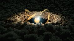 'Light Echoes' used to study Protoplanetary Disks