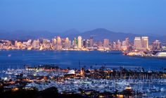 SAN DIEGO..  Lived there for 6 years. Loved going to Padres games, SD Zoo,  Sea World, Coronado Island, Del Mar Fair, Julian in the mountains, and Seaport Village.