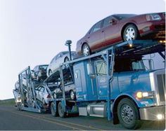 Cross Country Car Shipping Options - Learn the most economical way to move or transport your vehicle across the country here.  #moving #cars