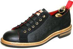 Tricker's - MTO Monkey Shoe