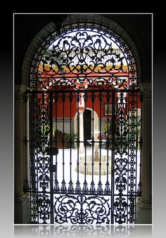 Wrought-iron Design