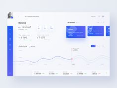Cryptocurrency Marketplace (Light) designed by RonDesignLab. Connect with them on Dribbble; the global community for designers and creative professionals. Dashboard Interface, Web Dashboard, Ui Web, Dashboard Design, User Interface Design, Web Design, App Ui Design, Blockchain, Fluent Design