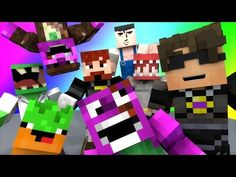 Minecraft Mini-Game : DO NOT LAUGH! (MY BLACKHOLE STOMACH AND THE DEMON CABLE COMPANY) w/ Facecam - YouTube