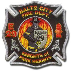 Balto City Fire Department