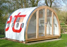 DappR Aviation - Aeropods, Furniture and Aero Parts Aviation Furniture, Aviation Decor, My Furniture, Airplane Room Decor, Building Design, Building A House, Garden Cabins, Backyard Sheds, Earthship
