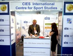 CIES International Center for Sport Studies.