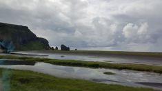 Reynisdrangar sea stacks