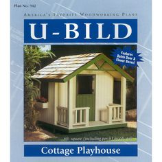 Plan for playhouse for L