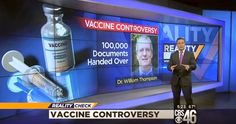 Dr. William Thompson confessed that the CDC has been concealing the link between certain vaccines and autism and tics, particularly in African-American boys