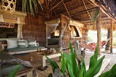 Beautiful & Inexpensive. Can't ask for better for a home away from home.  Top 10 Beachfront Bungalows - Che Shale, Malindi, Kenya. Gotta go, gotta go, gotta go right now.