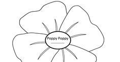 Poppy Poppy.pdf Remembrance Day, Pta, Poppy, Symbols, Letters, Ideas, Anniversaries, Letter, Lettering