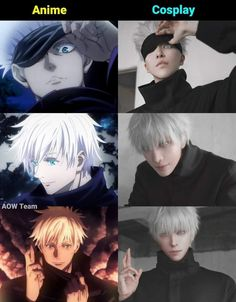 Cosplay Boy, Epic Cosplay, Cosplay Characters, Anime Characters, Kaizen, Anime Fantasy, Gothic Anime, Hot Anime, Anime Cosplay Makeup